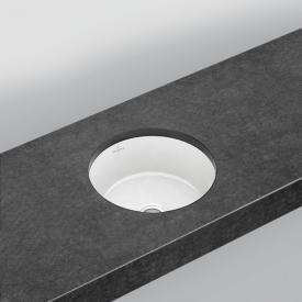 Villeroy & Boch Architectura Unterbauwaschtisch weiß mit CeramicPlus mit Überlauf