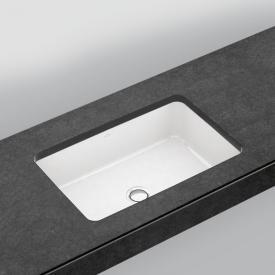 Villeroy & Boch Architectura Unterbauwaschtisch weiß, mit CeramicPlus ohne Überlauf