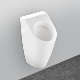 Villeroy & Boch Architectura Urinal, Zulauf hinten weiß mit CeramicPlus