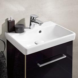 Villeroy & Boch Avento Handwaschbecken weiß mit CeramicPlus, mit Überlauf