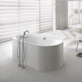 Villeroy & Boch Cetus Oval-Badewanne weiß