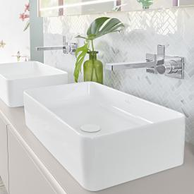 Villeroy & Boch Collaro Aufsatzwaschtisch weiß, mit CeramicPlus