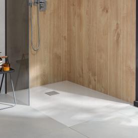 Villeroy & Boch Embrace Duschwanne Komplett-Set weiß