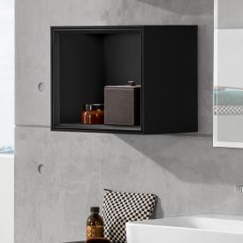 Villeroy & Boch Finion Regalmodul black matt