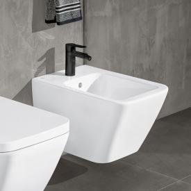 Villeroy & Boch Finion Wand-Bidet weiß, mit CeramicPlus