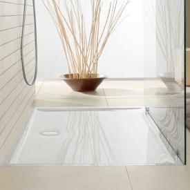 Villeroy & Boch Futurion Flat Rechteck-Duschwanne weiß