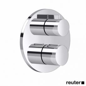 Villeroy & Boch L´Aura/Subway UP-Thermostat mit Einweg-Mengenregulierung chrom