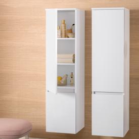 Villeroy & Boch Legato Hochschrank Front glossy white / Korpus glossy white