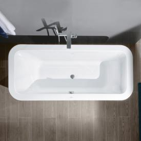 Villeroy & Boch Loop & Friends Duo Oval Badewanne weiß