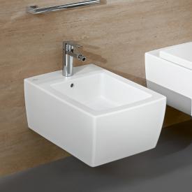 Villeroy & Boch Memento 2.0 Wand-Bidet stone white, mit CeramicPlus