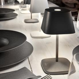 Villeroy & Boch Neapel USB LED Tischleuchte mit Dimmer