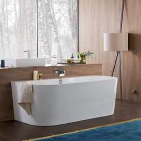 Villeroy & Boch Oberon 2.0 Vorwand-Badewanne mit Verkleidung starwhite