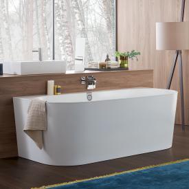 Villeroy & Boch Oberon 2.0 Vorwand-Badewanne mit Verkleidung stone white