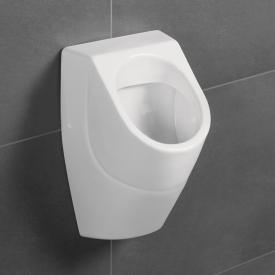 Villeroy & Boch O.novo DirectFlush Absaug-Urinal weiß, Zulauf hinten