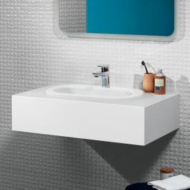 Villeroy & Boch O.novo Einbauwaschtisch weiß mit CeramicPlus
