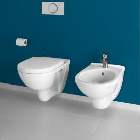 Villeroy & Boch O.novo Wand-Tiefspül-WC, offener Spülrand, DirectFlush weiß