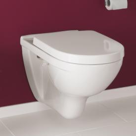 Villeroy & Boch O.novo Wand-Tiefspül-WC weiß, mit CeramicPlus
