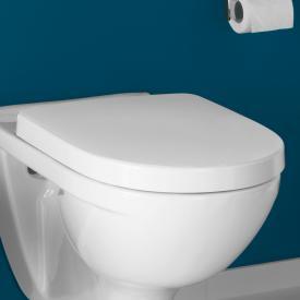 Villeroy & Boch O.novo WC-Sitz ohne Absenkautomatik soft-close