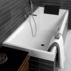 Villeroy & Boch Squaro Rechteck-Badewanne weiß