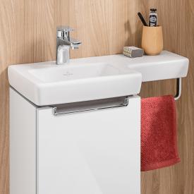 Villeroy & Boch Subway 2.0 Handwaschbecken weiß ohne Überlauf