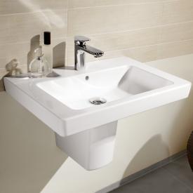 Villeroy & Boch Subway 2.0 Waschtisch weiß mit CeramicPlus