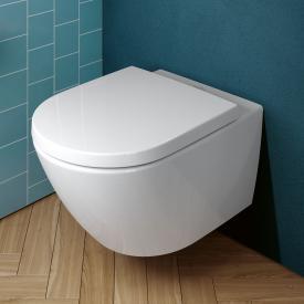 Villeroy & Boch Subway 3.0 Wand-Tiefspül-WC TwistFlush weiß, mit CeramicPlus