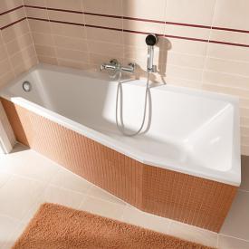 Villeroy & Boch Subway Raumspar-Badewanne weiß