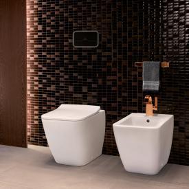 Villeroy & Boch Venticello Stand-Tiefspül-WC, offener Spülrand weiß, mit CeramicPlus