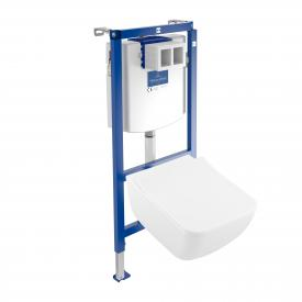 Villeroy & Boch Venticello & ViConnect NEU Komplett-Set Wand-Tiefspül-WC, offener Spülrand weiß