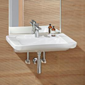 Villeroy & Boch ViCare Waschtisch, unterfahrbar weiß mit CeramicPlus