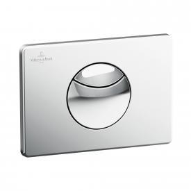 Villeroy & Boch ViConnect E100 WC-Betätigungsplatte chrom