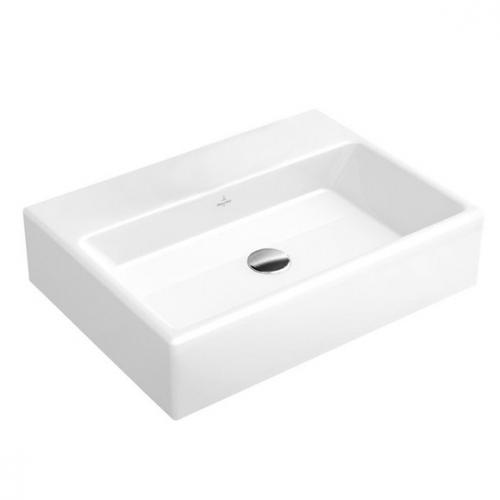 villeroy boch memento waschtisch wei ohne hahnloch ohne berlauf 51335301 reuter. Black Bedroom Furniture Sets. Home Design Ideas