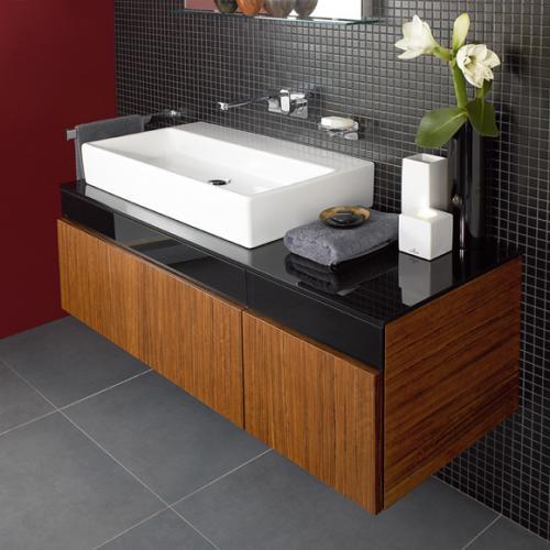 villeroy boch memento waschtisch f r montage mit m beln konsole wei mit ceramicplus ohne. Black Bedroom Furniture Sets. Home Design Ideas