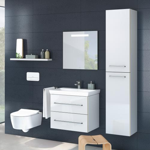 villeroy boch more to see one spiegel mit led beleuchtung a4306000 reuter. Black Bedroom Furniture Sets. Home Design Ideas