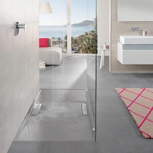 villeroy boch squaro rechteck duschwanne grau matt udq1890sqr2v 3s reuter. Black Bedroom Furniture Sets. Home Design Ideas