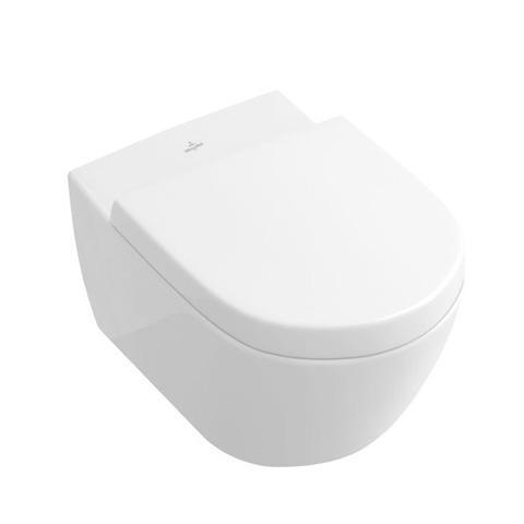 villeroy boch subway 2 0 tiefsp l wand wc wei mit ceramicplus 560010r1 reuter. Black Bedroom Furniture Sets. Home Design Ideas