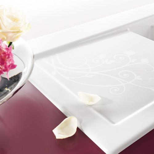 villeroy boch subway 60 xr sp le mit handbet tigung b 100 t 51 cm becken links la rose. Black Bedroom Furniture Sets. Home Design Ideas