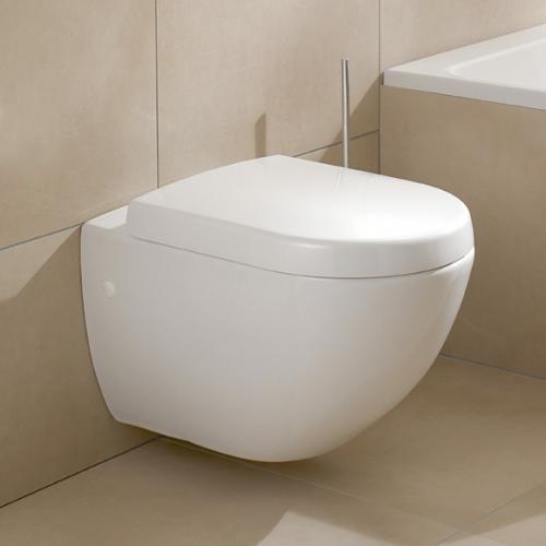 villeroy boch subway tiefsp l wand wc compact wei 66041001 reuter. Black Bedroom Furniture Sets. Home Design Ideas