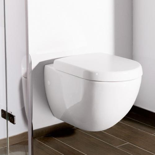 villeroy boch subway tiefsp l wand wc starwhite ceramicplus 660010r2 reuter. Black Bedroom Furniture Sets. Home Design Ideas