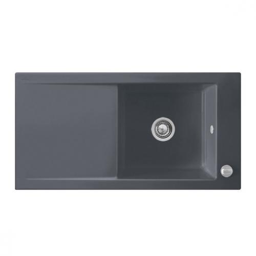 villeroy boch timeline 60 sp le mit excenterbet tigung b 100 t 51 cm graphit position. Black Bedroom Furniture Sets. Home Design Ideas