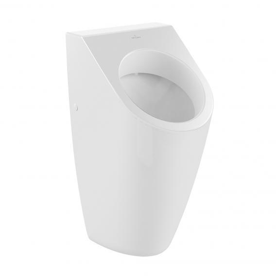Villeroy & Boch Architectura Absaug-Urinal weiß mit CeramicPlus
