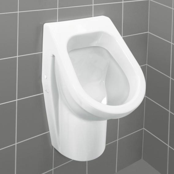 Villeroy & Boch Architectura Absaug-Urinal B: 35 H: 61,5 T: 38,5 cm Zulauf verdeckt weiß
