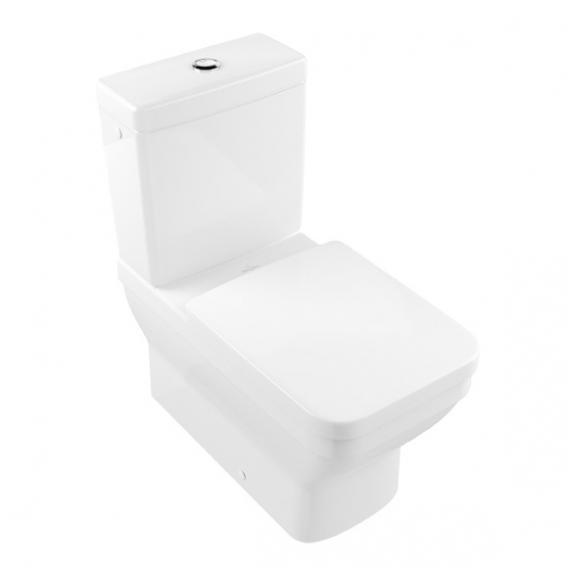 Villeroy & Boch Architectura Stand-Tiefspül-WC für Kombination weiß