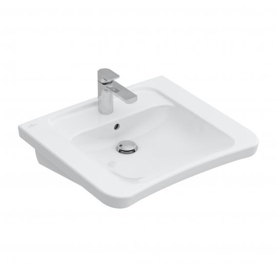 Villeroy & Boch Architectura Waschtisch weiß mit CeramicPlus und AntiBac