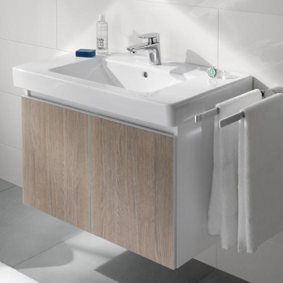 villeroy boch architectura waschtisch wei mit ceramicplus 611680r1 reuter. Black Bedroom Furniture Sets. Home Design Ideas