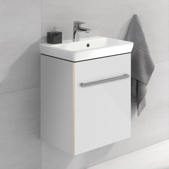 Villeroy & Boch Avento Handwaschbecken mit Waschtischunterschrank mit 1 Tür