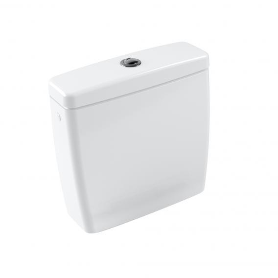 Villeroy & Boch Avento Spülkasten für Aufsatzmontage, Zulauf seitlich/hinten weiß, mit CeramicPlus