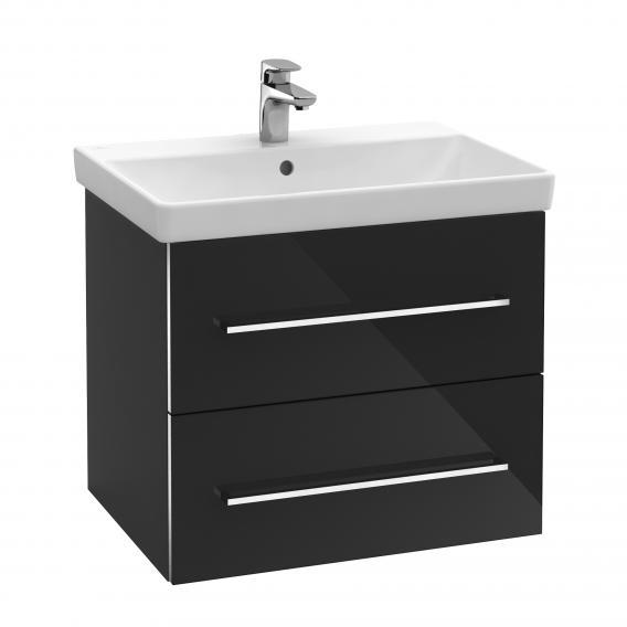 Villeroy & Boch Avento Waschtisch weiß, mit CeramicPlus, mit Überlauf
