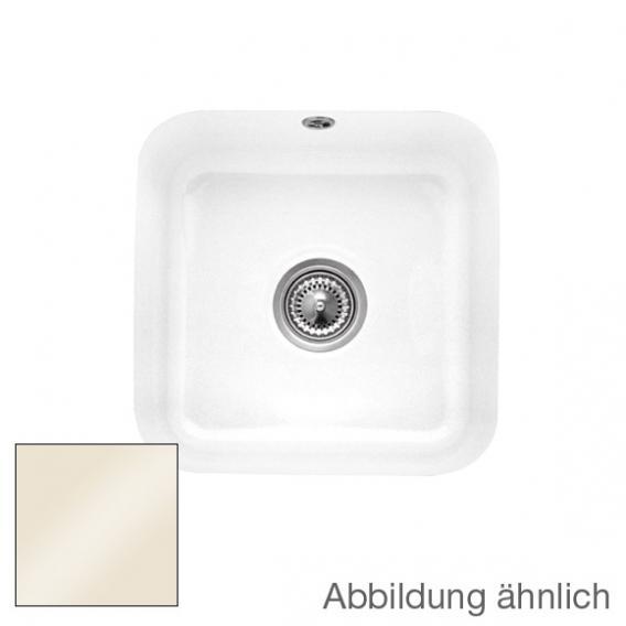 Villeroy & Boch Cisterna 50 Spüle creme glanz