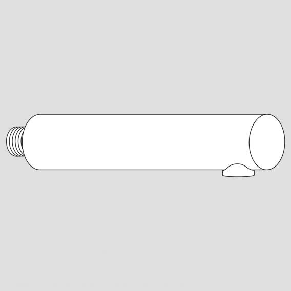 Villeroy & Boch Como Shower Handbrause für Einhand-Spültischbatterie edelstahl